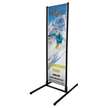 Outdoor Trak Banner Display