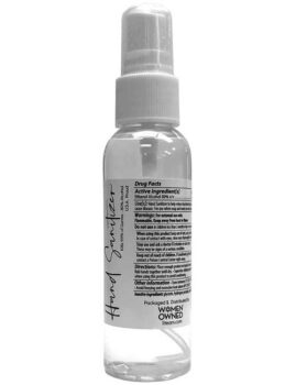 2oz Spray Hand Sanitizer