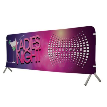 Backdrops & Framed Banners