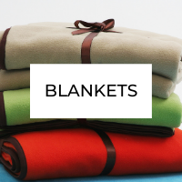 Blankets make popular corporate gifts